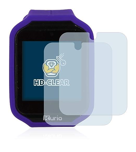 BROTECT Protector Pantalla Compatible con Kurio Watch 2.0 ...