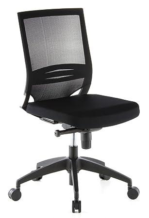 Hjh Chaise Noir De 657210 Eco Office BureauBureau Porto N8mvn0w