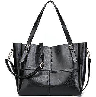 Frau Handtasche PU Öl-Haut-Umhängetasche Mode einfach und einfach schiefe Tasche , 7