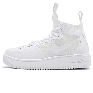 38ad6be4df922 Nike Womens Air Force 1 Ultraforce Mid Hi Top Trainers 864025 Sneakers Shoes  (UK 7