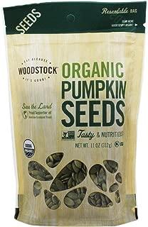 product image for Woodstock Farms Pumpkin Seeds Organic Pepitas 12 oz ( Value Bulk Multi-pack)