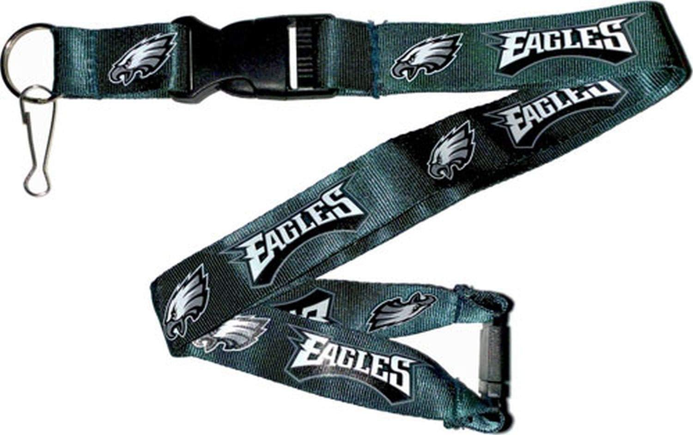 aminco NFL Philadelphia Eagles Team Lanyard : Sports & Outdoors