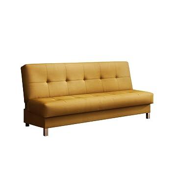 Mirjan24 Schlafsofa Enduro Xi Mit Bettkasten 3 Sitzer Sofa Couch