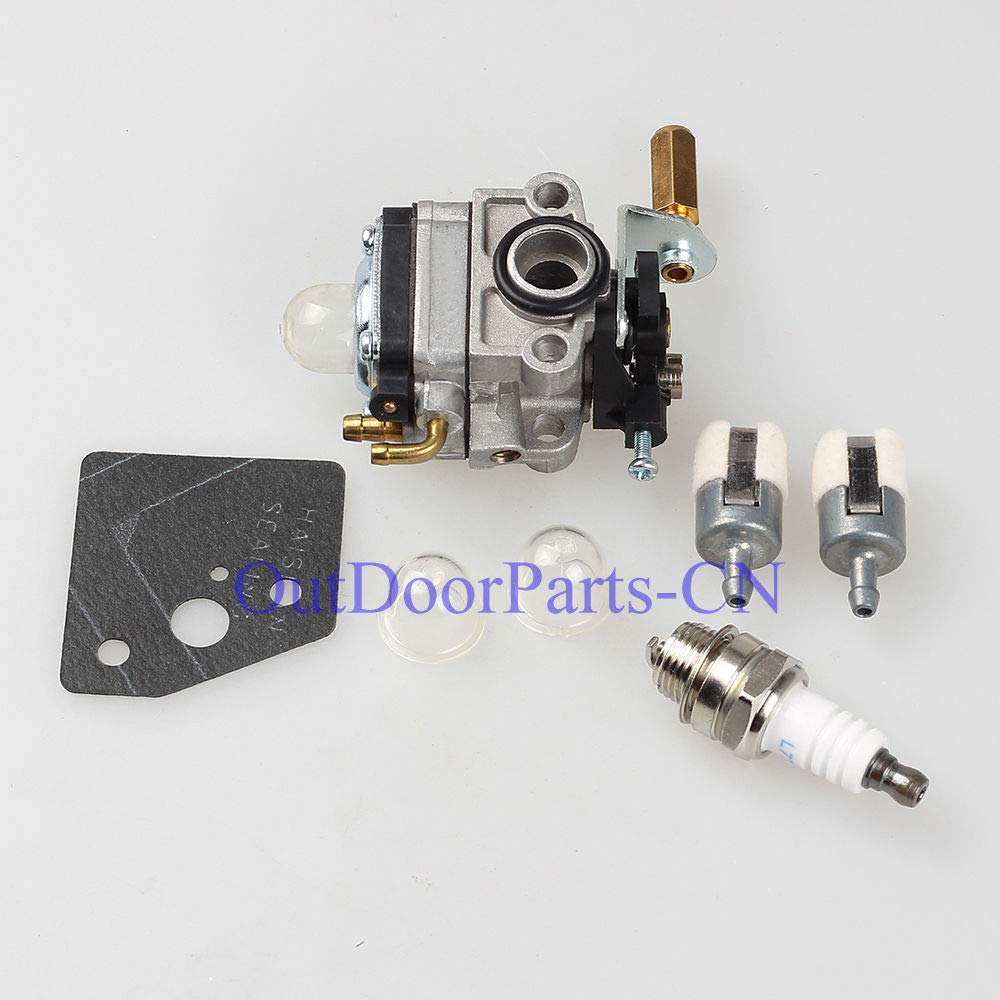 Amazon com: 16100-ZM5-803 Carburetor for Honda FG100 GX22
