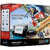 Nintendo Wii U Mario Kart 8 Deluxe Bundle (Black)