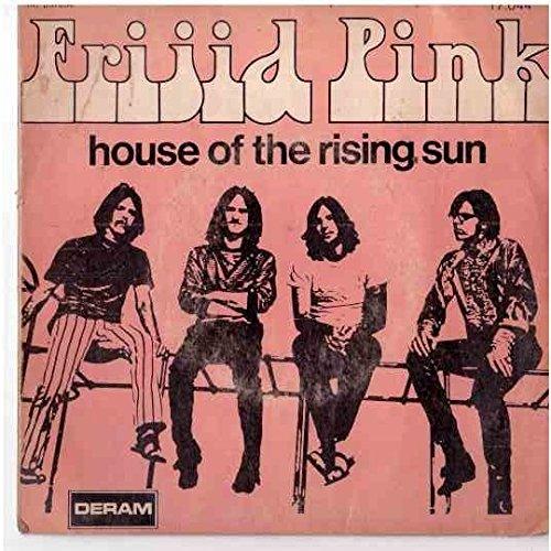 house of the rising sun / heartbreak hotel 45 rpm single - Heartbreak Hotel Top