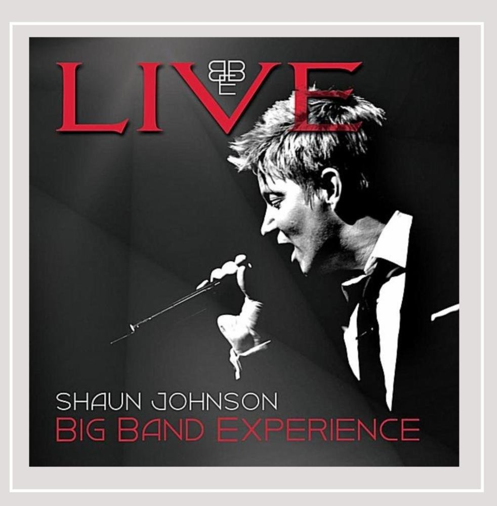 Shaun Johnson - Live (CD)