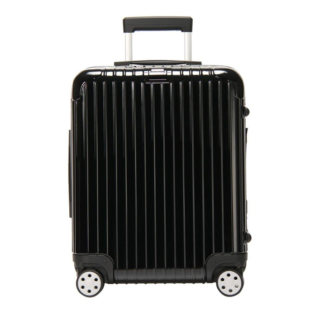 RIMOWA [ リモワ ] 【4輪】 サルサ デラックス スーツケース マルチ 870.56 87056 【Salsa Deluxe 】 Multiwheel ブラック 47L (830.56.50.4) [並行輸入品] B0076T8K2I