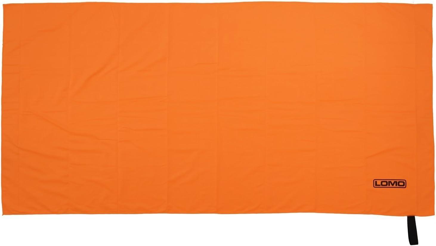 XL Orange Lomo Mikrofaser Camping Badetuch