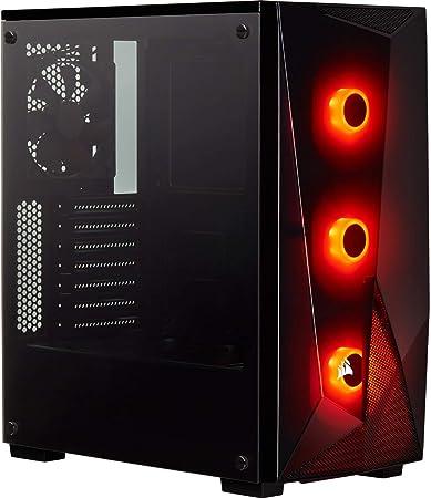 Corsair Carbide Spec-Delta - Chasis de semitorre para Juegos RGB ...