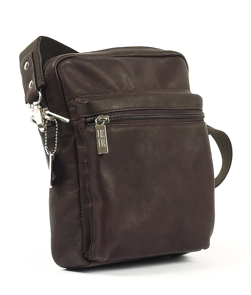 Claire Chase Crossbody Bag, Cafe, One Size