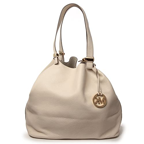 2433834e957e Michael Kors Colgate Large Grab Bag in Reversible Vanilla Leather and  Suede: Amazon.ca: Shoes & Handbags