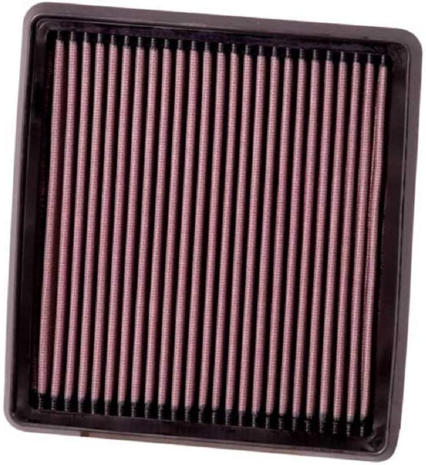 K&N Engine Air Filter: High Performance, Premium, Washable, Replacement Filter: 2005-2019 ALFA ROMEO/FIAT/OPEL/VAUXHALL (Mito, Doblo, Punto, Pratico, Linea, Combo, Tour, Corsa, Corsa Mk III), 33-2935