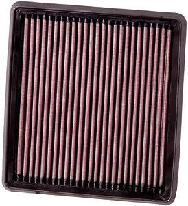 K&N Engine Air Filter: High Performance, Premium, Washable, Replacement Filter: 2005-2019 ALFA ROMEO/FIAT/OPEL/VAUXHALL (Mito, Doblo, Punto, Pratico, Linea, Combo, Tour, Corsa, Corsa Mk III), 33-2935