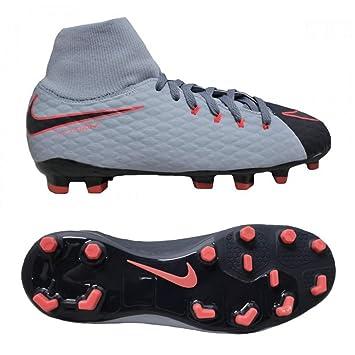 pas cher pour réduction d527f c9504 Nike Jr Hypervenom Phelon 3 DF FG - Chaussures de Football ...