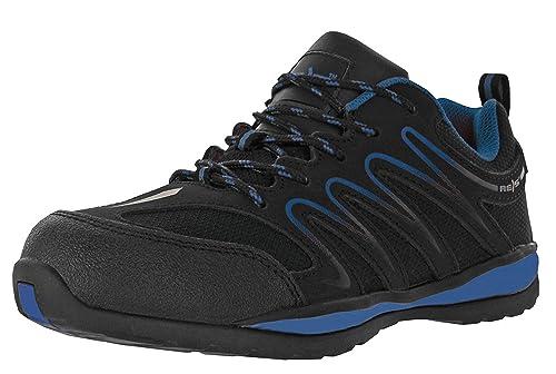 faee0324 Reis Ecuador Zapatos de Trabajo | para Mujer e Hombre | Zapatillos sin Punta  de Acero | Verano | Talla 36-48: Amazon.es: Zapatos y complementos