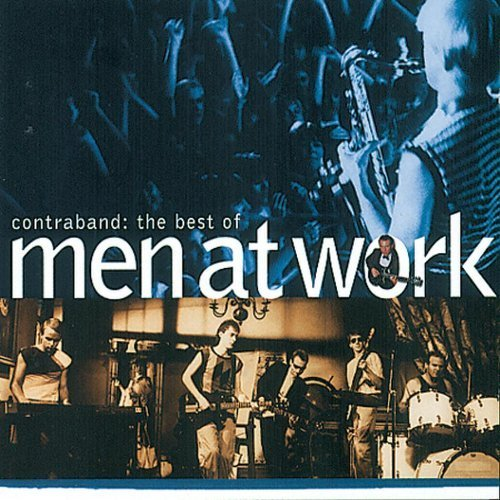 Contraband: Best of by Men at Work [Music CD] (Contraband The Best Of Men At Work)