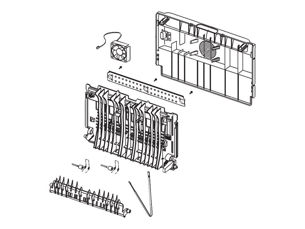Xerox Cover Rear Unit B008CMVD5Y