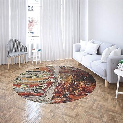 Amazon.com: Best Seller Nordic Style Living Room Carpet Home ...