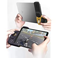 Flydigi English Version Wasp 2 iPad Edition One-Handed Gamepad Innovative for iPhone and Android Bluetooth Connection with random PUBG keychain and Graphic Guide by mingyan