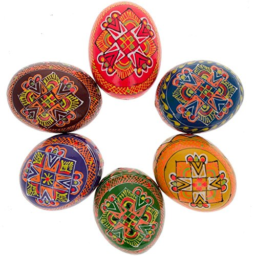 Hand Painted Eggs - 5