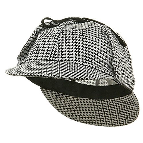 [Adult Sherlock Holmes Detective Sleuth Hat] (Doctor Watson Costume)