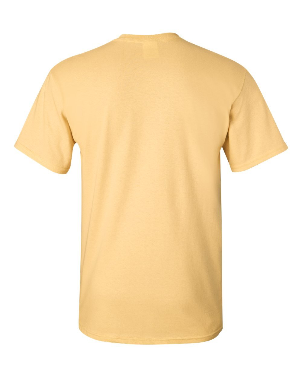 Gildan Youth Heavy Cotton T-Shirt - Yellow Haze - M