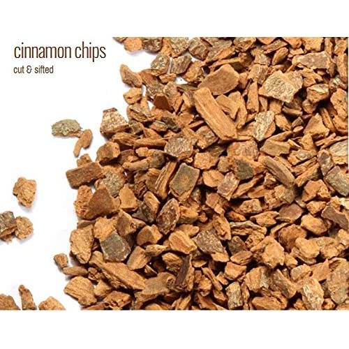 Cheap DIVINE BOTANICALS cinnamon chips cut & sifted (16 oz) supplier