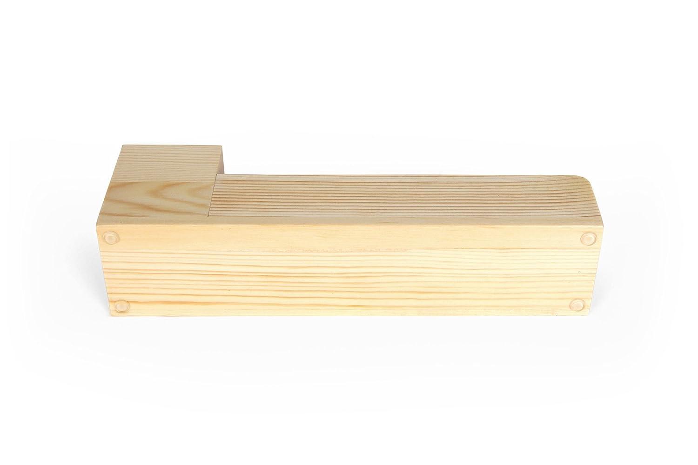 Organiseur de bureau en bois set de rangement design amazon