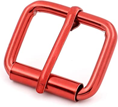 Shoes BIKICOCO 4//5 Roller Pin Belt Buckles Non Welded for Bags Golden Collars and Belt Straps Pack of 10