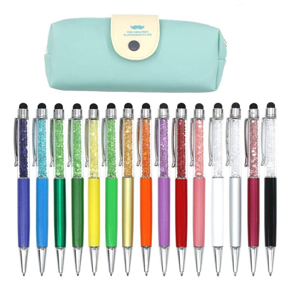 Retractable Ballpoint Pens