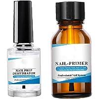 Nail Prep dehydrator Primer Set Natuur Nail Art Nail Bonding Primer Manicure Kit Style3 Create Modieuze Nail Art