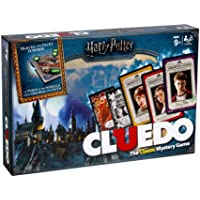 Monopoly Harry Potter Cluedo Mystery Board Game