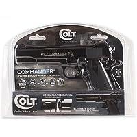 Colt Commander Blowback Metal Frame .177 BB Gun Air Pistol, Colt Commander Air Pistol
