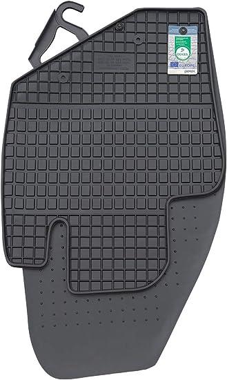 Gummimatten Gummi Fußmatten für Volvo S80 1 I 1998-2006 Original Qualität