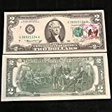 #3: 1976 UNC RARE Bicentennial First Day Issue $2 US Mint Uncirculated