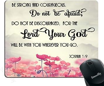com smooffly gaming mouse pad custom christian bible