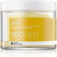 Neogen Derma logy Bio-Peel Gauze Peeling Lemon Cotton Pad, 30 count Pack of 30 (8809381444227)