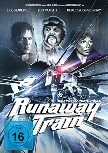 Express in die Hölle - Runaway Train - Limited Collector's Edition (Cover B) (+ DVD)