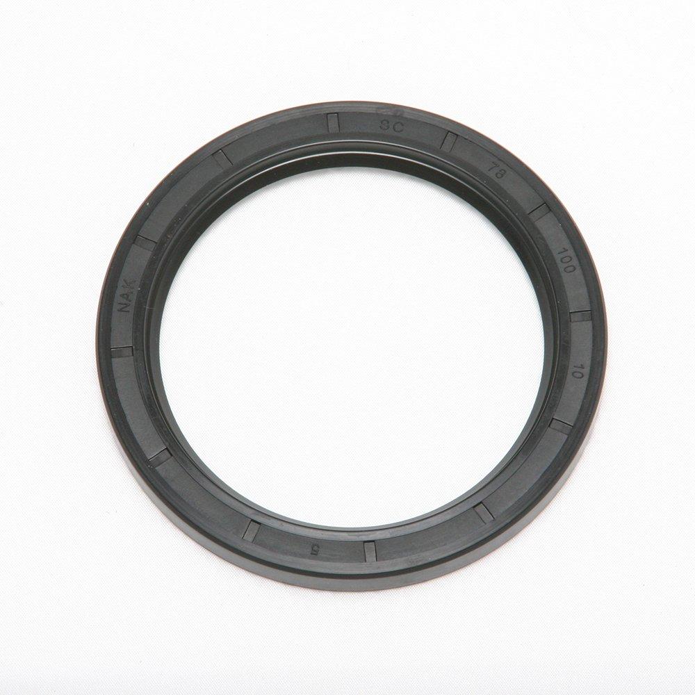 SC Type 2.756 x 3.543 x 0.394 //Carbon Steel Oil Seal Buna Rubber TCM 70X90X10SC-BX NBR