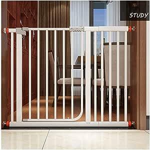 Huo Barrera de Seguridad para Bebés Escalera para Bebés Cerca de La Barandilla de Perforación Gratuita Puerta para Aislamiento de Perros Domésticos Montaje A Presión (Size : 153-160cm): Amazon.es: Hogar