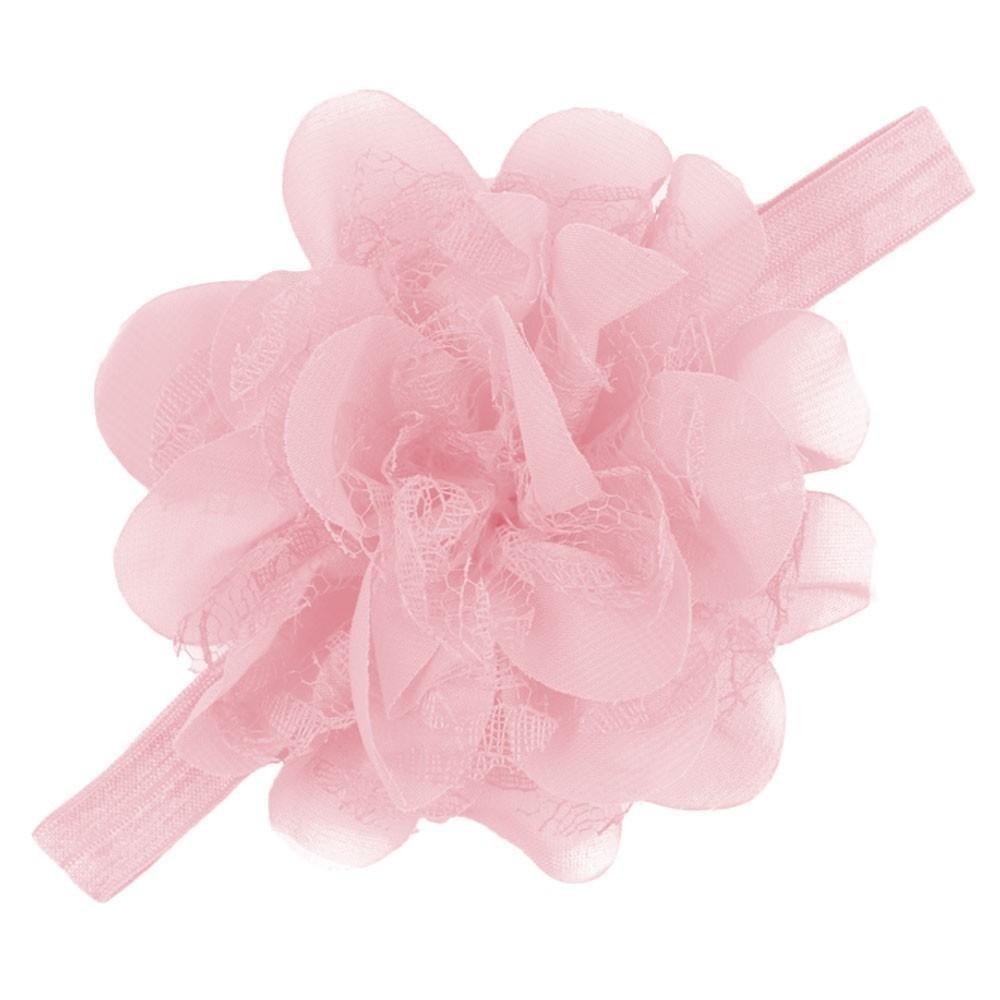 Baishitop 1PC Chiffon Floral Infant Lovely Headband