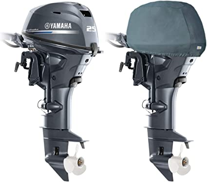 Yamaha outboard storage half cover IN-LINE 3 CYLINDER