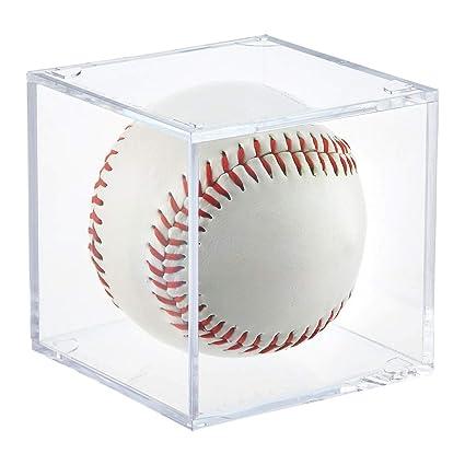 9d1296f6e1f Amazon.com   Baseball Display Case