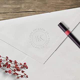 product image for Three Designing Women Custom Address Embosser - The World's Only Designer Embosser Brand (K Jackson)