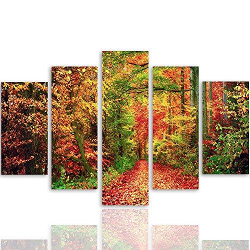 Feeby frames tableau multi panneaux 5 parties - Tableau multi panneaux ...