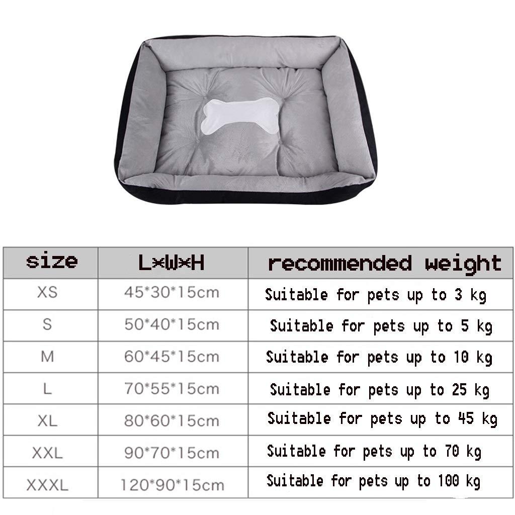 Perrera Sabueso Cama De Confort Cama para Mascotas para Gatos Perros Pequeños Múltiples Tamaños Múltiples Colores (Color : 5, Size : XXXL): Amazon.es: Hogar