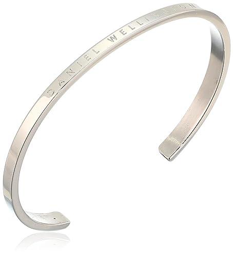 vasta selezione di 71a6a 2f7a5 Daniel Wellington Classic Silver Cuff Bracelet