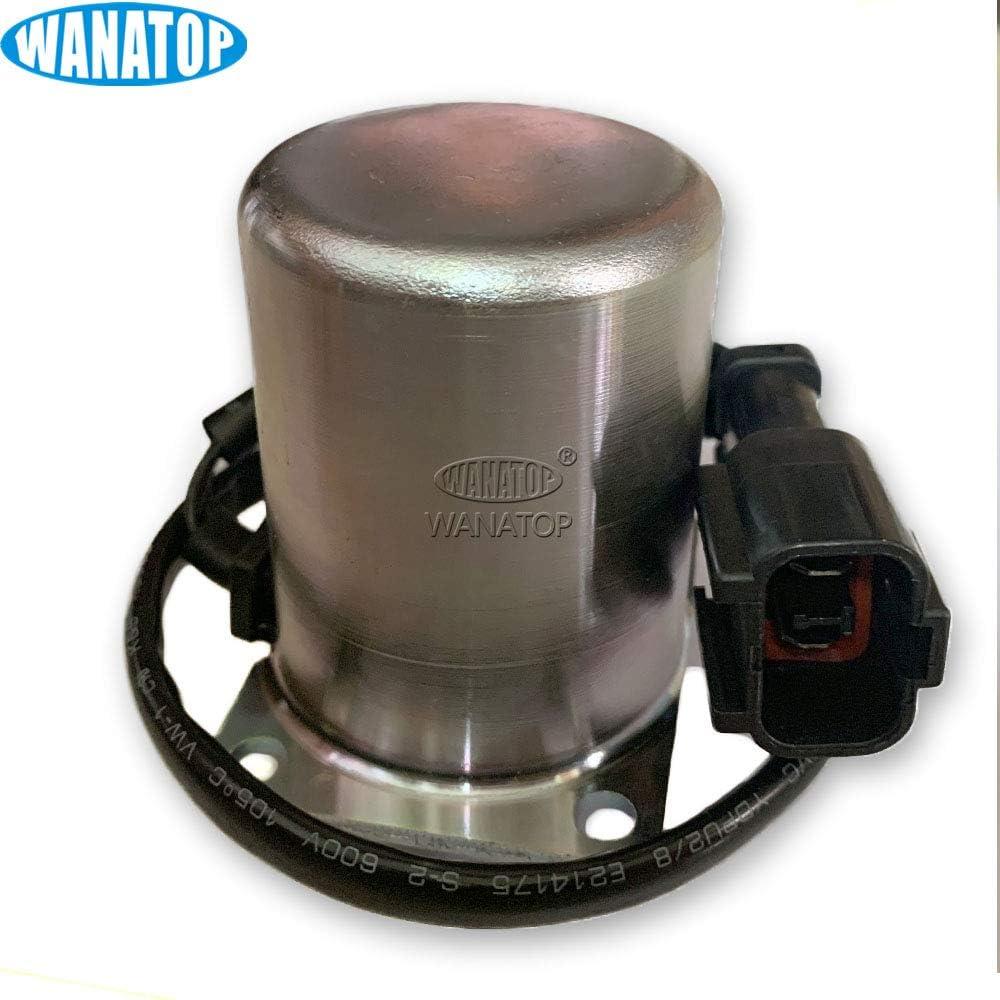 New 708-2H-25240 708-23-18272 Solenoid Valve For Komatsu PC200-5 PC220-5 PC210-6 95