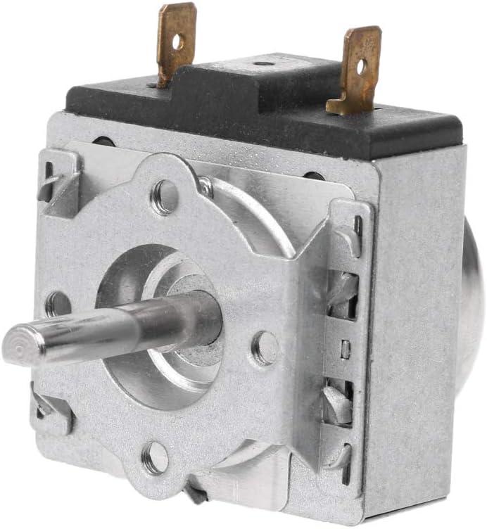 qiuxiaoaa Dkj-Y 60 Minutos 15A Interruptor de Temporizador de retardo para Temporizador de Cocina de Horno de microondas electr/ónico